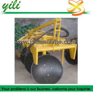 3 Blades Hydraulic Reversible Disc Plough pictures & photos