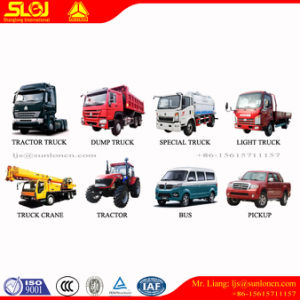 HOWO Light Truck 4X2 LHD 2t Cargo Truck pictures & photos
