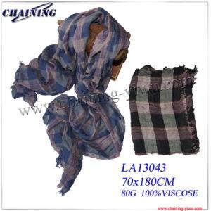 2014 Fashion Viscose Scarf (LA-WJ043)