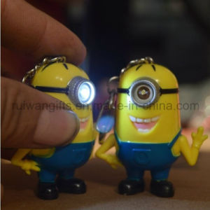 Despicable Me Minions LED Keychain (LKC012) pictures & photos