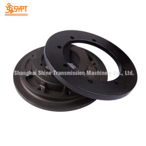F140 Flexible Taper Bore Tyre Coupling Used as Aircompressors Accessories pictures & photos