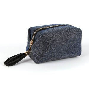 Coin Purse Wallet Cosmetic Makeup Pouch Case Pack Pocket Bag GS022502-2 pictures & photos