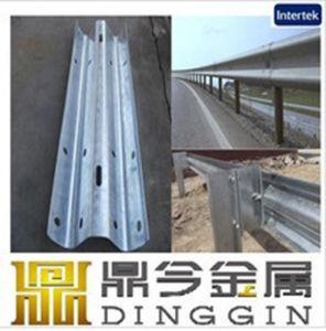 Rich Zinc Coated Highway Guardrails pictures & photos