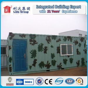 Shipping Container Hotel Water Proof Container 40′ Shipping Container pictures & photos