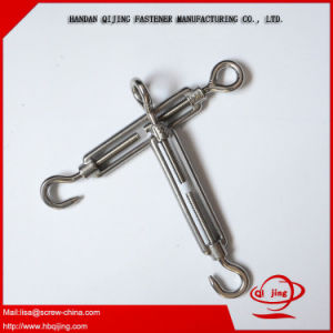 DIN 1480 Malleable Iron Steel Turnbuckle pictures & photos