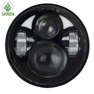 CREE LED Car Light Auto Lamp 5.75 Inch 40W for Harley pictures & photos
