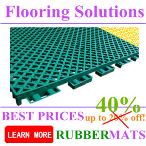 Children Outdoor Indoor Safety Playground Colorful Flooring Tile pictures & photos