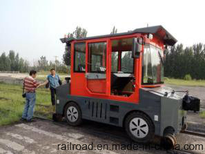Railroad Tractor with ISO9001 pictures & photos