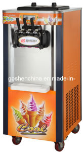 Three Flavours Ice Cream Machine (BJ208C)