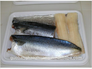 Eco Friendly Alibaba Golden Supplier Custom Design Disposable Plastic Fish Tray pictures & photos