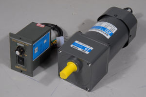 AC Gear Motor 120W pictures & photos
