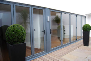 Aluminium Door pictures & photos