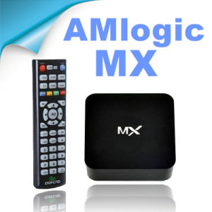 Mx Android TV Box Amlogic 8726 1g/8g Android Mini PC