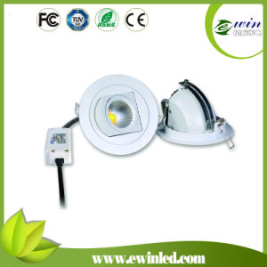 10W LED 360 Degree Orientable Ceiling Light with CE RoHS pictures & photos