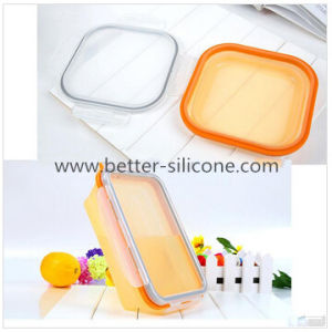 Hot Sale Silicone Rubber Seal Gasket for Food Container pictures & photos