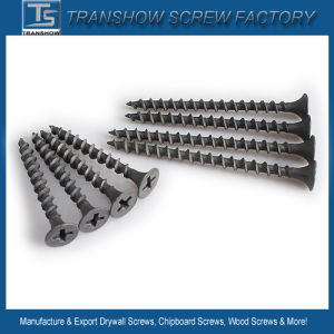 Coarse Thread Grey Drywall Screw pictures & photos