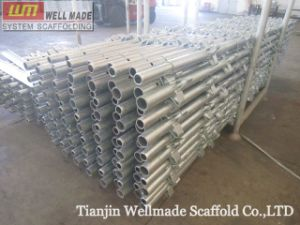 Galvanized 2.5m Standard Vertical Kwikstage System Scaffolding pictures & photos