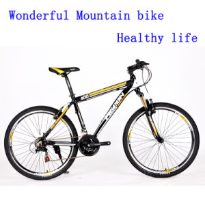 2016 Beautiful V Brake Mountain Bicycle (FP-MTB-ST048) pictures & photos