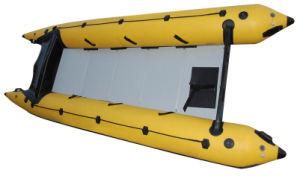 Inflatable Catamaran Boat Hc470