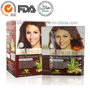 Suzana Hair Darkening Shampoo (Chestnut) pictures & photos
