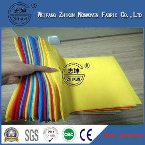 Recycled Spun-Bond Non Woven Fabric Used for Shopping Bags