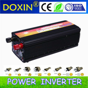 5000W Modified Sine Wave 12VDC 220VAC Solar off Grid Inverter pictures & photos
