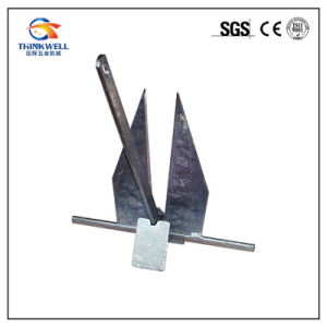 Marine Hardware Carbon Steel Fluke Anchor pictures & photos