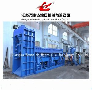 Heavy Duty Scrap Steel Shear Baler