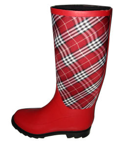 Ladies′ Rain Boots pictures & photos