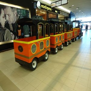 CE Approval, Christmas, Shopping Mall, Amusement, Kids Riding, Mini Electric Fun Train pictures & photos