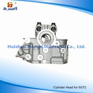 Auto Parts Cylinder Head for Mitsubishi 6g72 6g74 Lh/Rh 6g73/6D16 pictures & photos