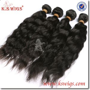 100% Indian Remy Human Hair Extension pictures & photos