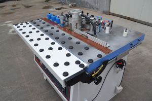 Manual Edge Banding Machine for Woodworkingmfs515bt pictures & photos