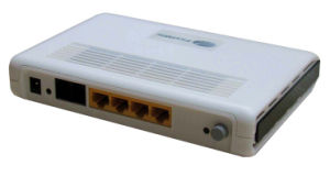 WiFi Ethernet Over Phone Line Eoc Slave pictures & photos