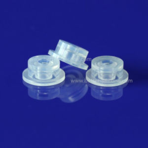Liquid Silicone Rubber Injection Molding for Baby Bottle Nipples pictures & photos