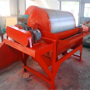 Ctg Series High Gradient Dry Magnetic Drum Separator pictures & photos