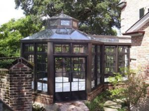 Practical Laminated Glass Aluminum Conservatory Garden Room (TS-618) pictures & photos