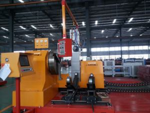 Automatic Pipe Cutting Machine pictures & photos