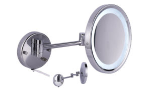 Wall Mounted Bulb Mirror, Wall Mounted LED Mirror pictures & photos