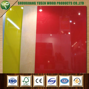 Various Colors UV MDF Board pictures & photos
