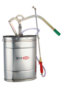 16L Agricultural Knapsack Stainless Steel Sprayers pictures & photos