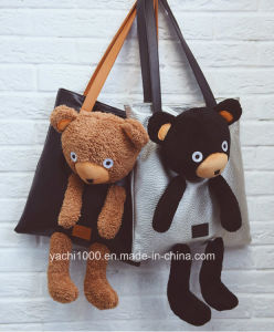 Plush Teddy Bear Fashion Lady Bag pictures & photos