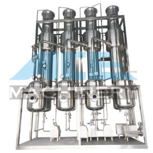Complete Set Concentrated Fruit Juice Falling Film Evaporator (ACE-ZFQ-3J) pictures & photos