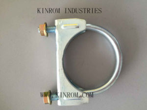 Heavy Duty Muffler Clamp