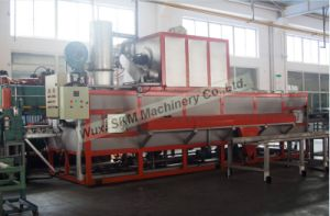 2017 New Design Automatic Aluminium Billet Heating Furnace with Hot Log Shear with Little Maintenance pictures & photos