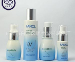 Plastic Lotion Shampoo Bottle for Baby Skin Care Container Set pictures & photos