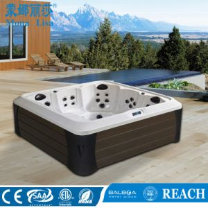 Newest Style Freestanding 5 People Outdoor SPA Hot Tub (M-3394) pictures & photos