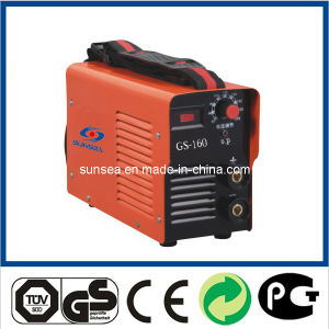 IGBT Inverter Arc Welding Machine, DC MMA Welder (GS-160)
