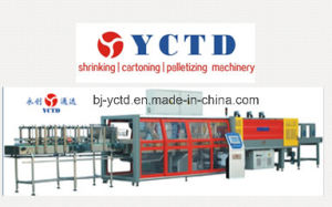 Automatic PE Film Shrinking Package Machine/Wrapping Machine (YCTD) pictures & photos
