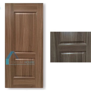 Teak Veneer Melamine Moulded HDF MDF Door Skin pictures & photos